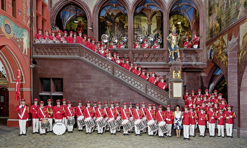 Swiss Army Central Band