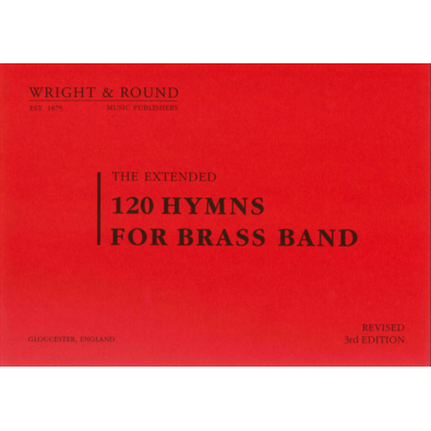 120 Hymns for Bb Flugelhorn